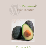 Avocado feed reader plugin 2.0